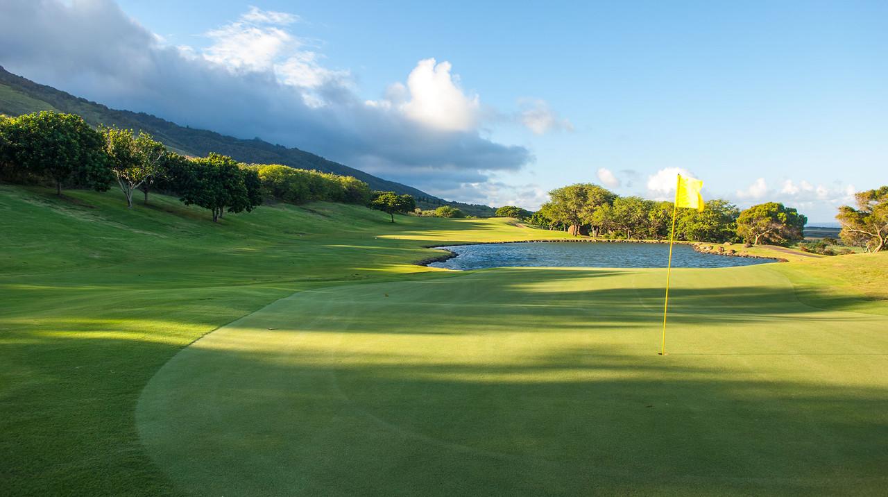 Kahili Golf Course | Tucked into the slopes of the West Maui Mountains Kahili offers awesome views of Haleakala  | BOOK TODAY  with the Maui Golf Shop