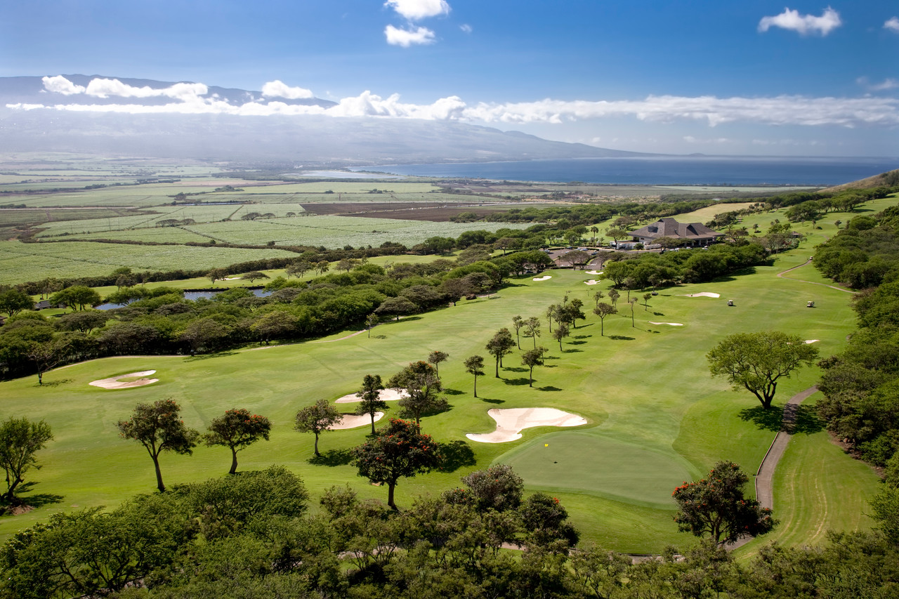 Kahili Golf Course | Enjoy Bi-costal views at Kahili Golf Course | BOOK Now and SAVE with the Maui Golf Shop