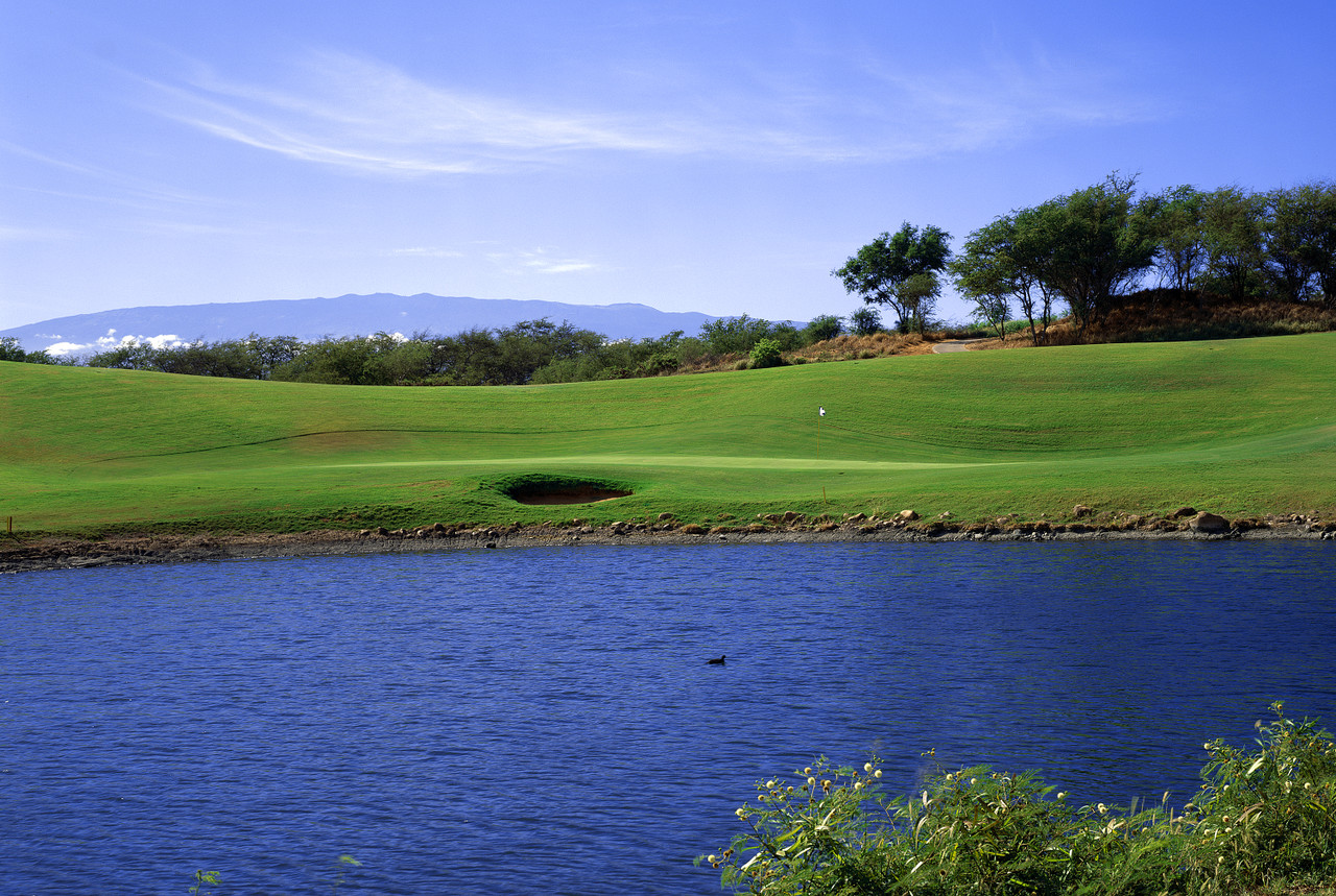 The Dunes at Maui Lani | Centrally located in Kahului near the airport with Maui's biggest practice facility | BOOK and SAVE with the Maui Golf Shop