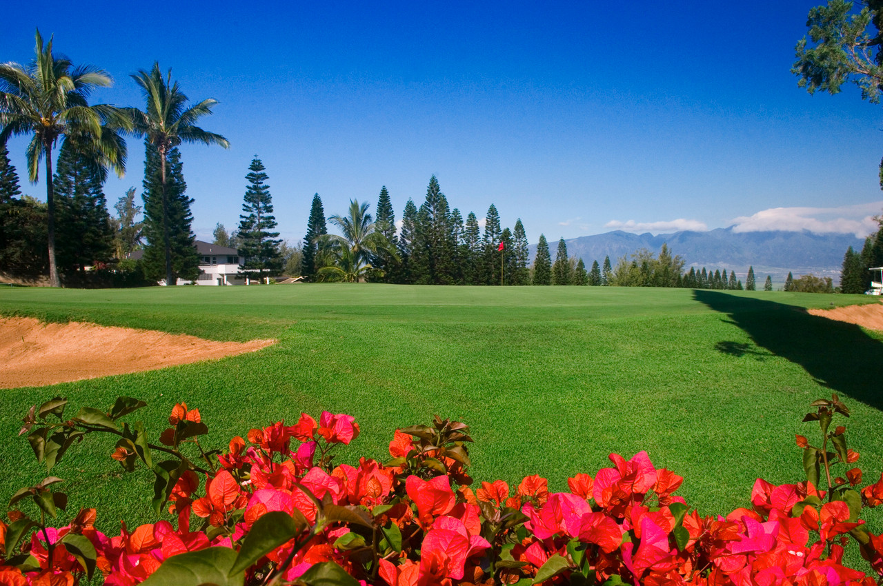 Pukalani Country Club | Enjoy large costal and mountain views at Pukalani Golf Course |  SAVE when booking with the Maui Golf Shop