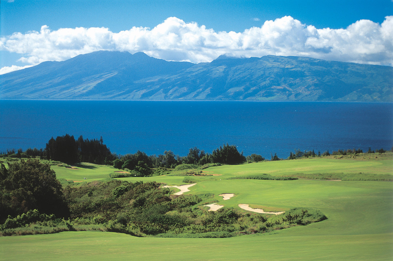 Save $10pp at Kapalua the Plantation Course | Located on the slopes of the West Maui Mountains near Kapalua Bay.  Golf on Maui and SAVE with the Maui Golf Shop.