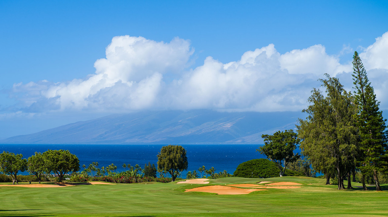 Kapalua Bay Course | Kapalua Bay will not disappoint with incredible ocean and mountain views.  Book NOW and SAVE $10pp at Kapalua Bay Course | Maui Golf Shop