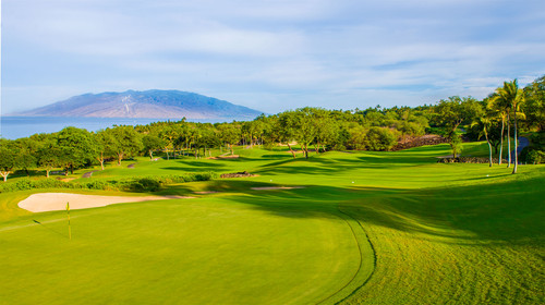 Wailea Gold Golf Course | Golf at Wailea offers amazing ocean views | Golf on Maui and SAVE with the Maui Golf Shop.