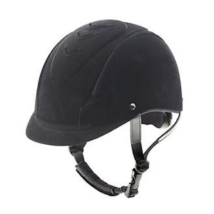 Lightweight/Low profile helmet Velvet flocked texture Dial in back for a secure fit ASTM/SEI certified