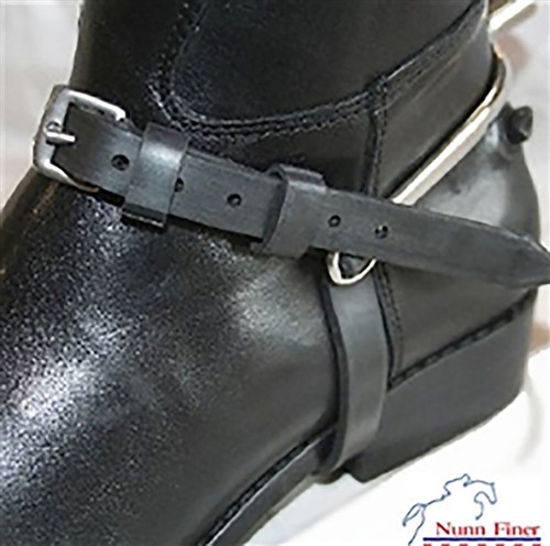 Nunn Finer Easiest Spur Straps (Rubber)