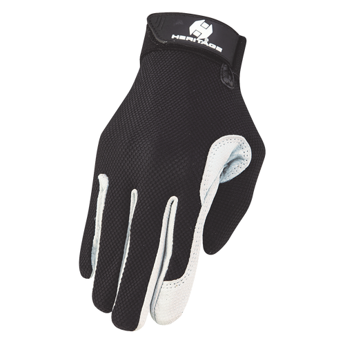 Tackified Performance Glove Black&White