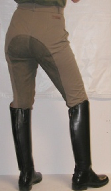 "Trainer's Choice ""Rachel"" Synthetic Full Seat Breeches"