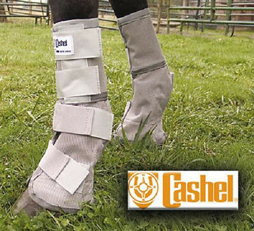 Cashel Crusader Fly Protection Leg Guards