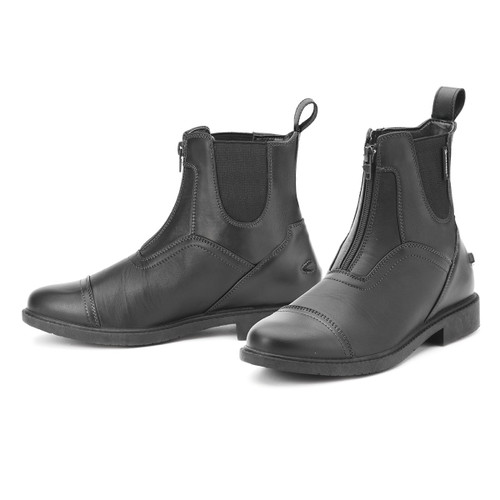 Children's Ovation Energy Zip Paddock Boots