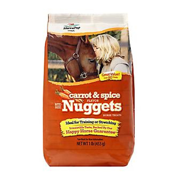 Tempting Carrot Spice flavor Treat  your horse!
