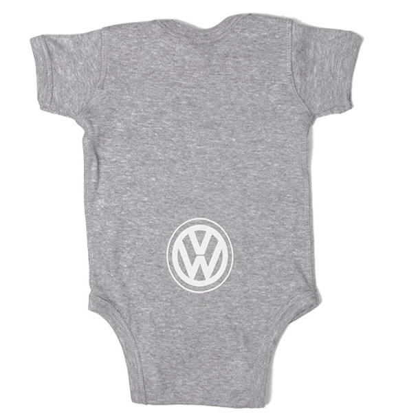 VW Crawl. Walk. Race Onesie