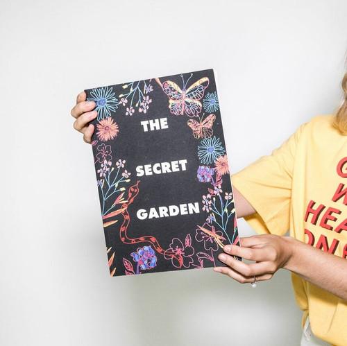 The Secret Garden Journal (A4)