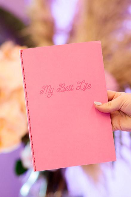 My Best Life Journal (A5)