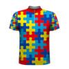 Autism Awareness Full Puzzle