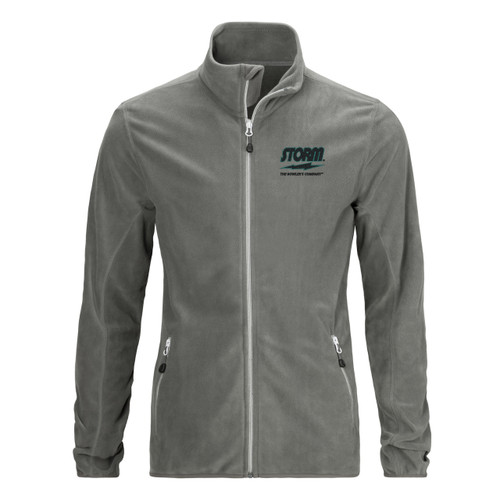 Fleece Storm Jacket Grey
