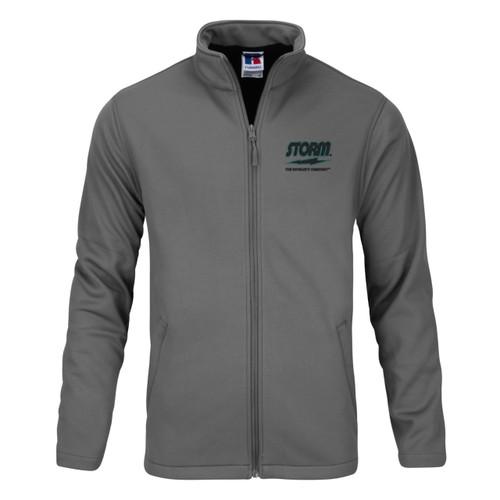 Softshell Waterproof Grey Storm Jacket