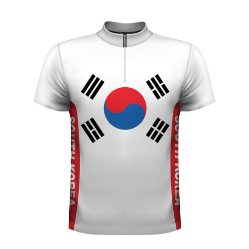South Korea Flag Jersey