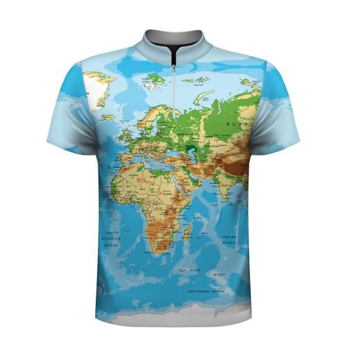 World Map - Europe