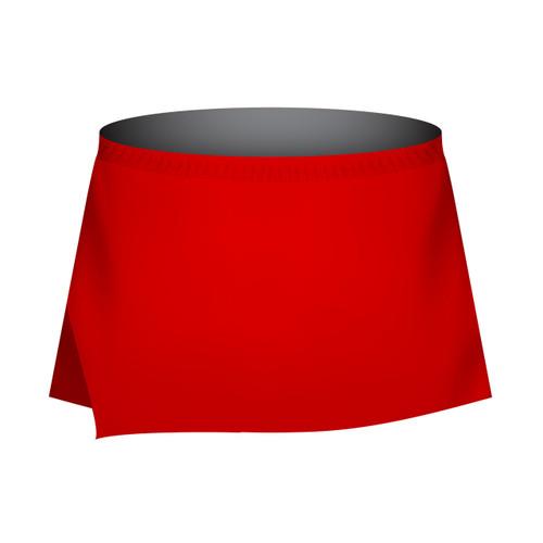 Red Skort