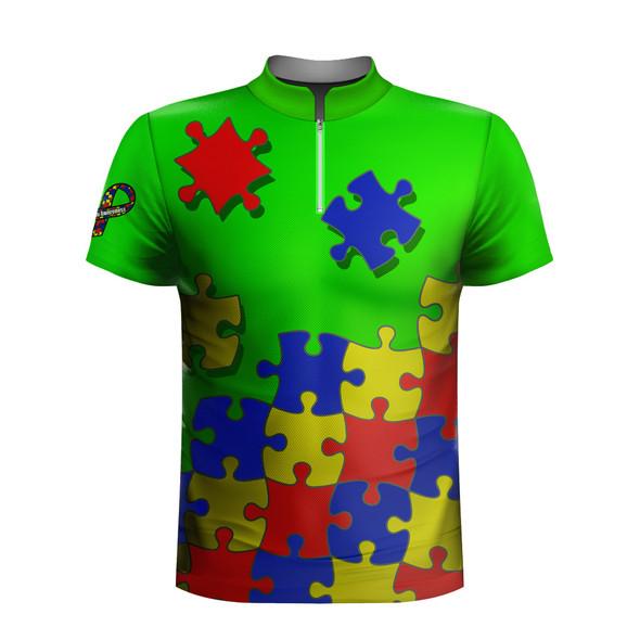 Autism Awareness Green