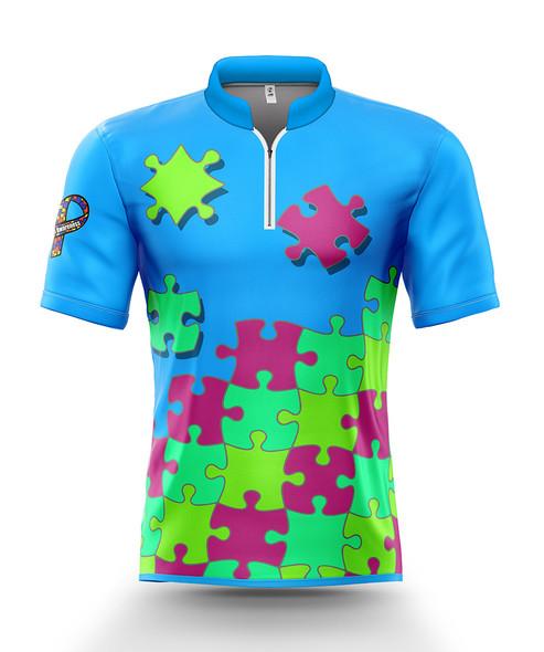 Autism Awareness Blue