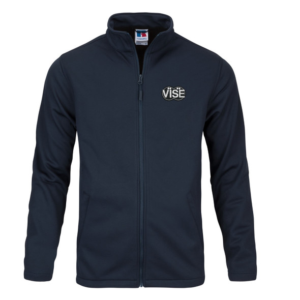 Softshell Waterproof French Navy VISE Jacket