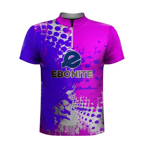Splash of Ebonite - Pink/Purple