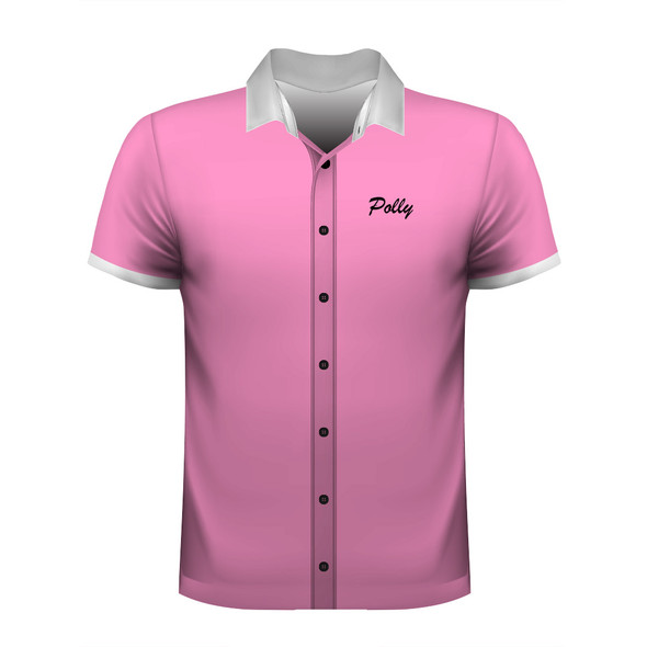 Vintage Polly Pink