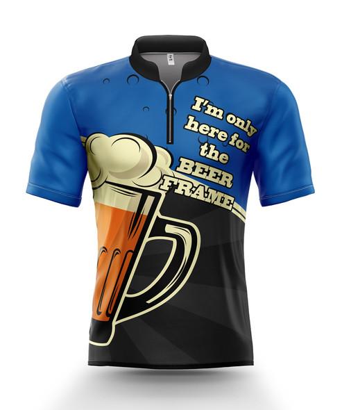 Beer Frame Black Blue XL PRO (S)