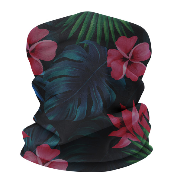 Tropical Floral Gaiter