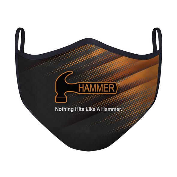 Hammer Gradient Orange Mask