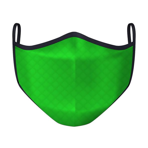 Plain Green Mask