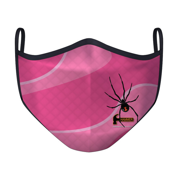 Hammer Widow Pink Mask