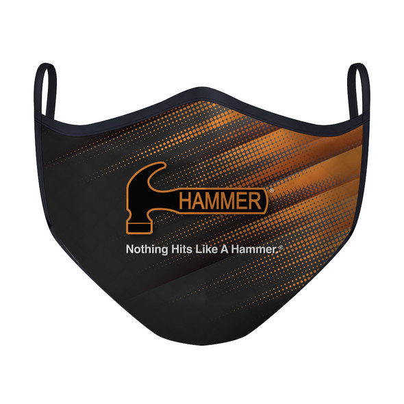 Hammer Gradient Orange Mask (Large)