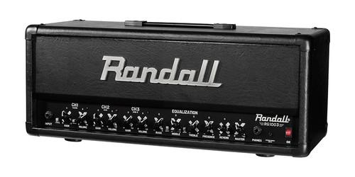 Randall RG1003H 3-Channel 100-Watt Solid State Guitar Amp Head