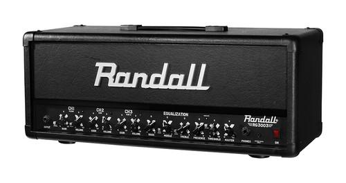 Randall RG3003H Guitar Amplifier Head
