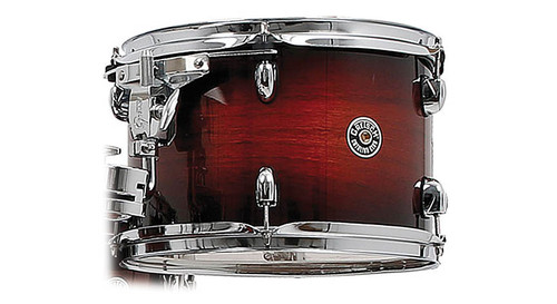 Gretsch Catalina Club 7x10 Tom Gloss Antique Burst Drum CT1-0710T-GAB