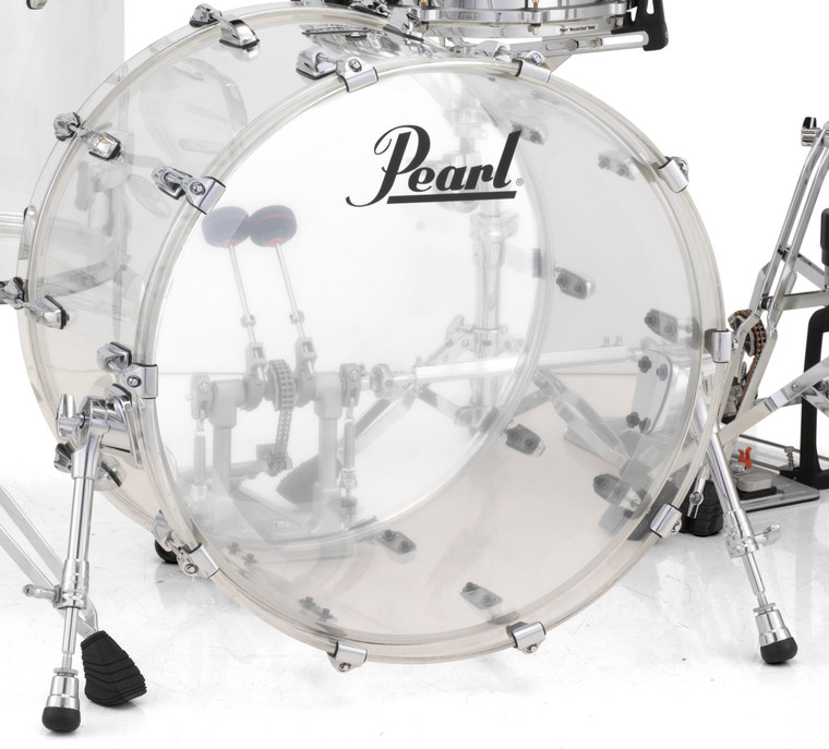 "CRB2216BX/B730 Pearl Crystal Beat 22""x16"" Bass Drum ULTRA CLEAR"