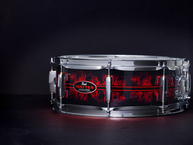 """CC1450S/C Pearl Igniter 14""""x5"""" Snare Drum (Casey Cooper Collab)"""