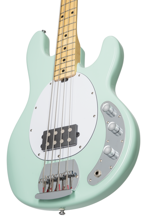 Sterling by Music Man StingRay, Mint Green