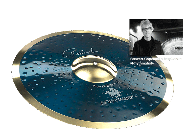 Paiste Signature Blue Bell Ride Cymbal