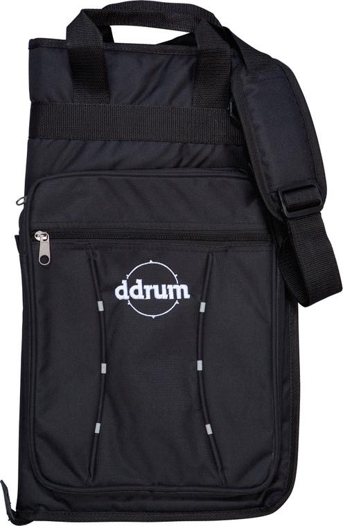 ddrum Stickbag: Deluxe Drumstick Case Black Drum Bags DD STIKBAG BD