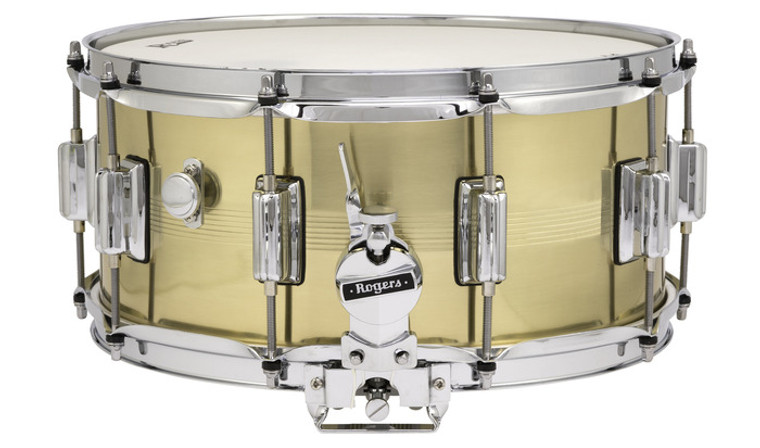 Rogers Dyna-sonic 6.5x14 7-Line Snare Drum 37BN