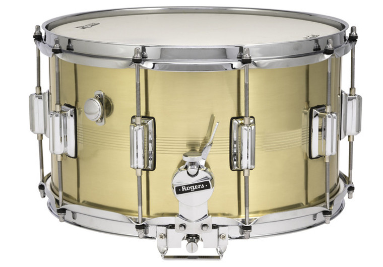 B7 Brass Shell Dyna-Sonic snare drum