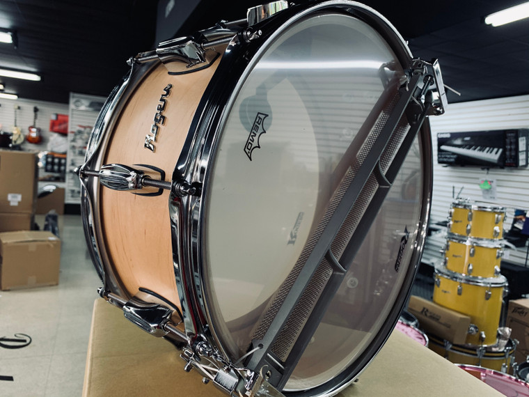 Rogers USA DynaSonic Natural Satin Snare Drum