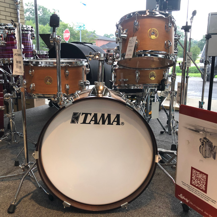 Tama Club JAM 4Pc Shell Kit Satin Blonde