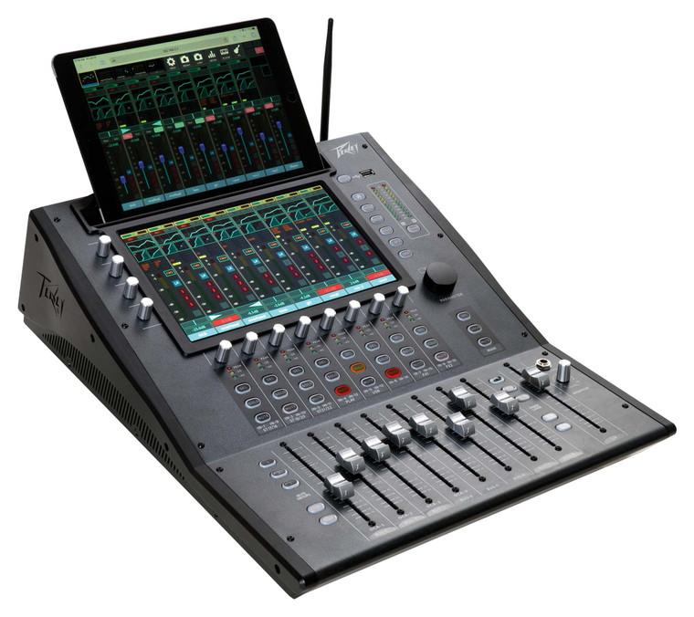 Peavey Aureus 28-channel Digital Touch Screen Studio / Live Mixing Console Mixer Bluetooth WiFi