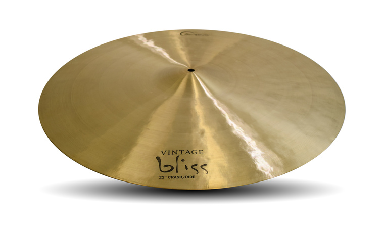 "Dream Cymbals VBCRRI22 Vintage Bliss 22"" Crash/Ride"