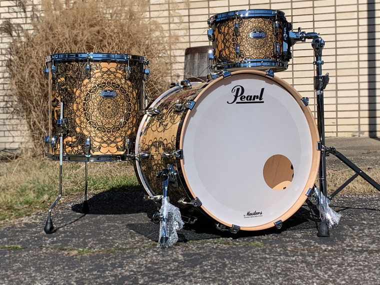 MCT923XSP/C 3pc Drum Kit in Cain and Abel Finish