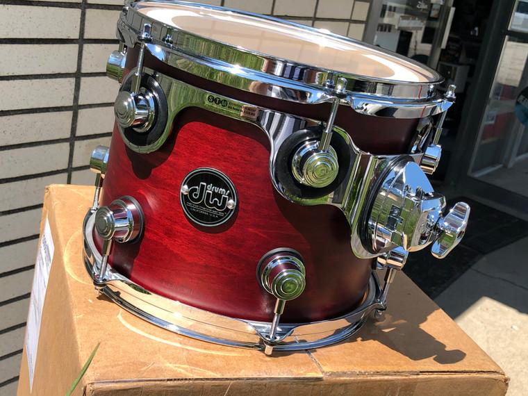 DW Perf tom drum 7x8 Tobacco Stain, STM DRPS0708STTB